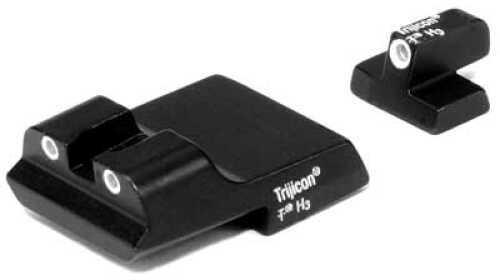 Trijicon Tritium Sight S&W 1911 3 Dot SA36