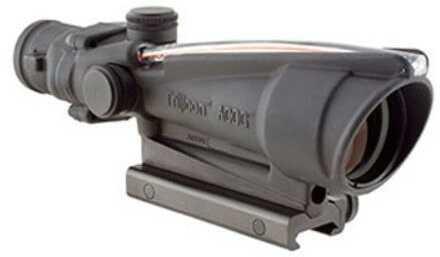 Trijicon ACOG Rifle Scope, 3.5X 35, Red Chevron M1