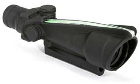Trijicon ACOG 3.5X35 Dual Illuminated Green Donut 223 Ballistic Md: Ta11-G