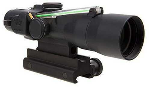 Trijicon ACOG TA33-C-400065 3x30 Riflescope Illuminated Red Crosshair .300 Blackout Ballistic Reticle 1/4 MOA