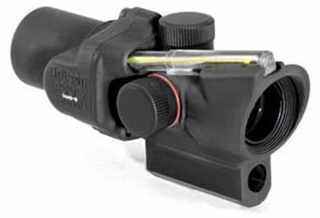 Trijicon ACOG Rifle Scope 1.5x16 Amber Dot Matte Lenspen M16 Base Dual Illuminated 2 MOA Reticle Ta44S-10