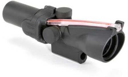 Trijicon ACOG Rifle Scope 1.5X 24 Red Crosshair Matte Ta45R-4