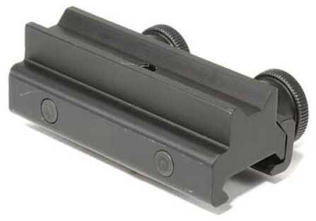 Trijicon ACOG Adapter Matte Compact Flattop Ta60
