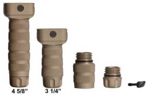 AR-15 Troy Combat Grip Grip Desert Tan Modular Picatinny SGRI-TRG-A0FT-00