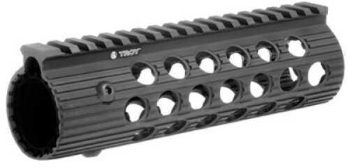 "Troy BattleRail Alpha 7.2"" Free Floating Low Profile No Sight Black Finish STRX-AL1-72BT-01"