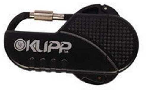 UST Klipp Butane Lighter Black Md: 20-W15-01