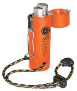 Blister Trekker Stormproof Lighter UST - Ultimate Survival Technologies 21-W03-005 Lighter Orange
