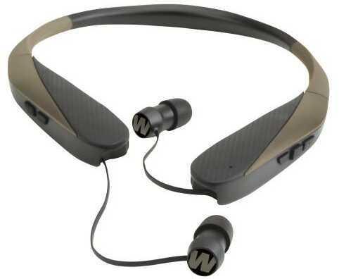 Walkers Game Ear Gwpnhebt Razor Xv W/bluetooth Electronic 31 Db Flat Dark Earth