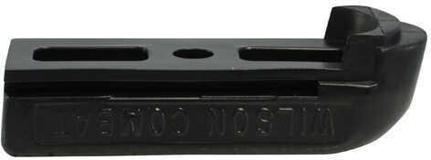 Wilson Combat Base Pad Fits 1911 Standard .350 Base Pad Black 47BN