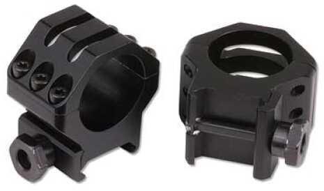 Weaver Tactical Rings 30mm, Six Hole, Medium, Matte Md: 48356