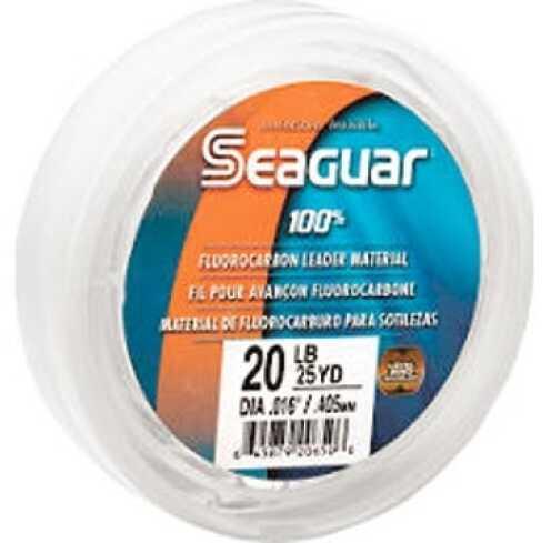 Seaguar Fluorocarbon Leader 50#/25yds Leader Material Md#: 50FC25