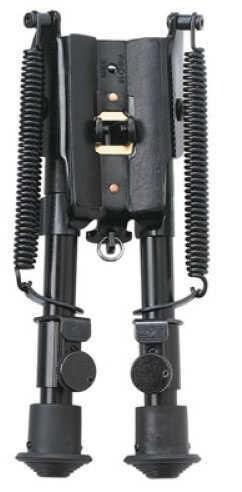 """Shooters Ridge Rock Mount Adjustable Bipod 6-9"""" Md: 40854"""