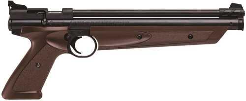 Crosman American Classic Pump Pellet .177 Pistol Brown