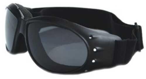 Bobster Cruiser Goggles Black Frame AntFg Smkd Reflective Lens