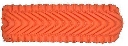 Klymit Insulated Static V Sleeping Pad Orange Model: 06IVOR01C