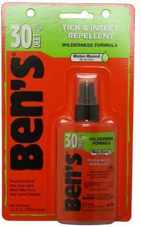 Adventure Medical Kits / Tender CorpBen's 30 Tick & insect Repellent, 3.4 Oz Pump Md: 0006-7187