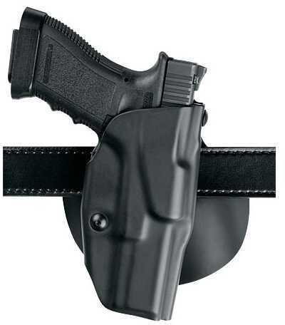 Safariland Model 6378 Paddle Holster Fits Glock 26 27 Right Hand Plain Black 6378-183-411