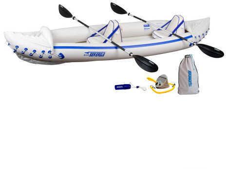 Sea EagleSea Eagle 370 Sport Kayak Deluxe Package