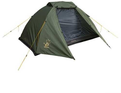 12 Survivors Shire Two Person Tent Green