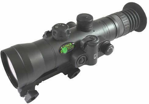 Luna Optics Gen 2+ Elite Riflescope 3X-Elite Series