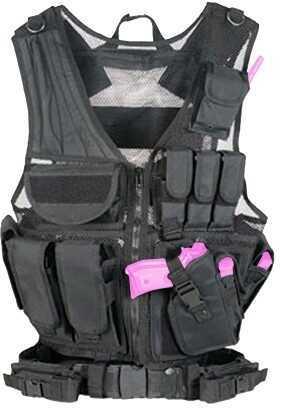 GMG Tactical Vest Black