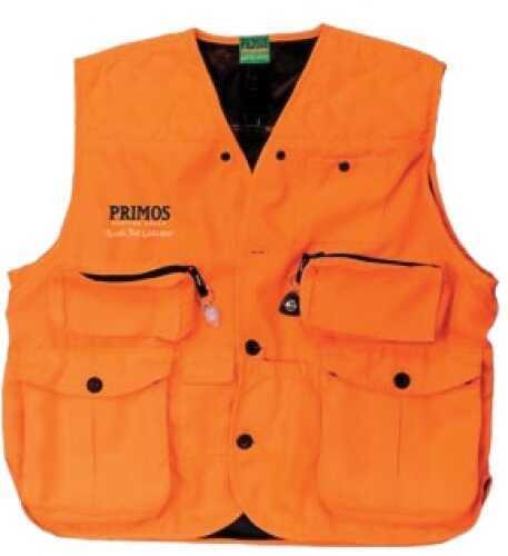 Primos 65705 Gunhunter's Hunting Vest 3Xl Blaze Orange