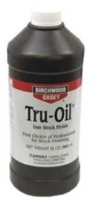 Birchwood Casey Tru-Oil Stock Finish 32 Oz Liquid