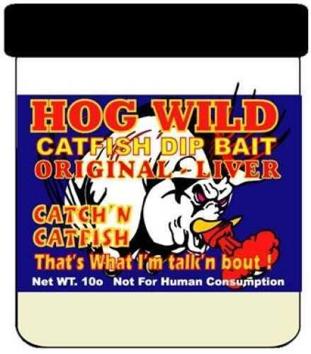 Magic Catfish Bait Hog Wild Sponge Dip Bait