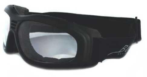 Bobster Touring II Goggle Black Frame AntiFog Clear Lenses