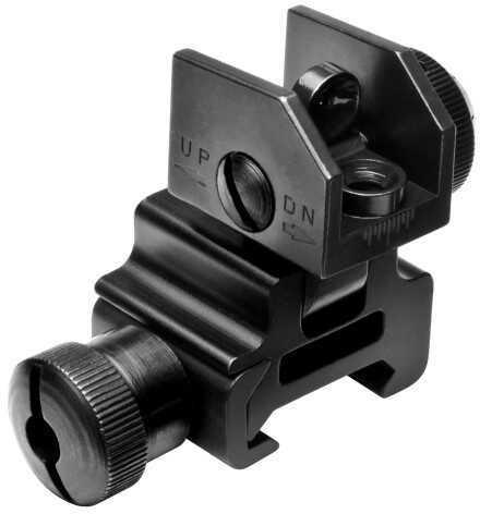 AR15 Flip Up Rear Sight Md: MARFLR