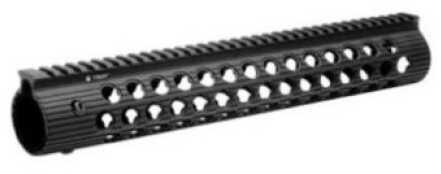 "Troy Industries Alpha Rail 15"" Black Md: STRX-AL1-15BT-01"