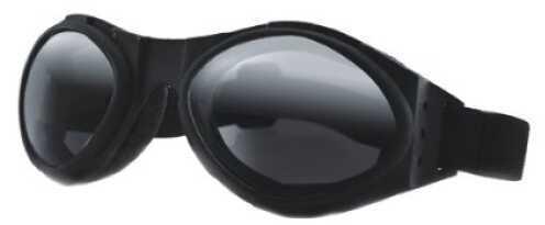 Bobster Bugeye Goggles Black Frame Smoke Lens