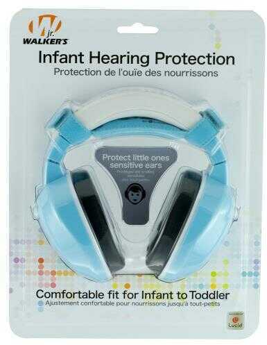 WLKR GWPINFMBL Passive Infant Muff Baby Blue