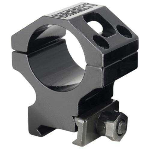 "Barrett 13324 Zero-Gap Ring Set 30mm Dia 1.4"" Black"