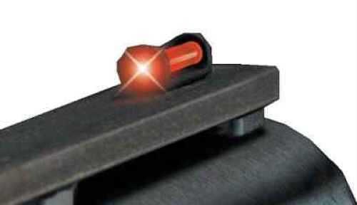 Truglo Metal Long Bead Shotgun Sights 3mm Red Md: TG947ERM
