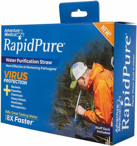 Adventure Medical Kits 01600100 RapidPure Pioneer Straw