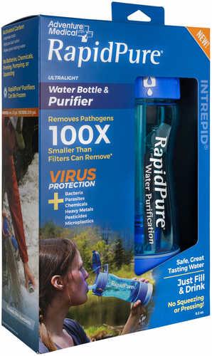 Adventure Medical Kits 01600120 RapidPure Intrepid Water Bottle
