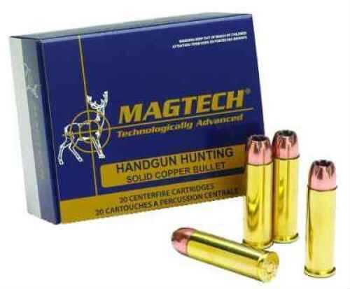 MagTech Ammunition SPT SHTG 500 S&W 400 Grain SJSPF 20Rd/Bx