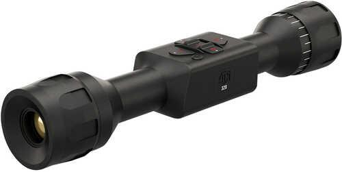 ATN TIWSTLT325X Thor Lt 320 Thermal Rifle Scope 3-6X 8.80X6.60 Degrees FOV Black