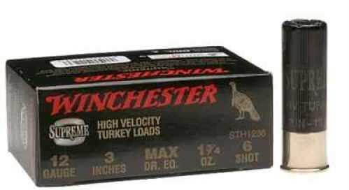 Winchester Double X Turkey 20 Gauge 3'' 1 5/16Oz #5 10/Bx (25 rounds Per Box)