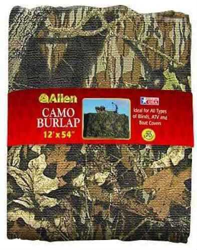 Allen Blind Fabric Camo Burlap Fabric, Mossy Oak Break-Up Md: 2563