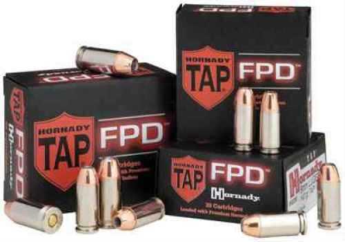 40 Smith & Wesson By Hornady 40 S&W 155 Grain Per 20 Ammunition Md: 91328