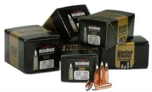Nosler 8mm 200 Grains Spitzer Accubond Per 50 Md: 54374 Bullets
