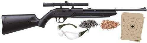 Crosman Pumpmaster 760 Air Rifle (.177/BB) Kit Black 760BKT