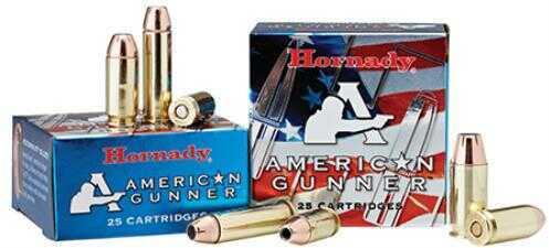 Hornady 68mm, 110 Grain Boat Tail Hollow Point, American Gunner Ammunition, 50 Rounds Per Box