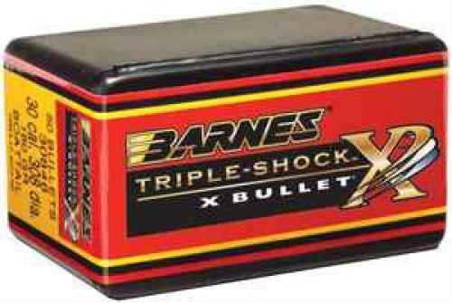 Barnes 338 Caliber 225 Grain Triple Shok X Flat Base Per 50 Md: 33846 Bullets