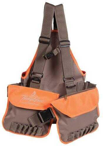 Tangle Upland Adjjustable Vest Orange One Size fits Most U8001