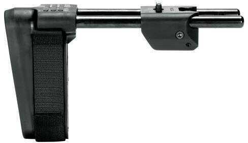 SB Tactical MPX-01-SB MPX AR Brace Elasto-Polymer AR Platform