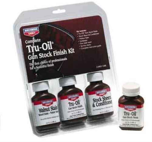 BC TRU-OIL STOCK FINISHING KIT