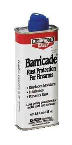 Birchwood Casey Barricade Rust Protectant 4.5 Oz Md: 33128